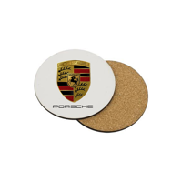 Coasters - Standard Cork Backed