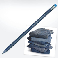 Recycled Denim Pencil