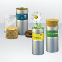 Desktop Garden Tube - Flower Set