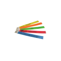 Security Wristbands Tyvek