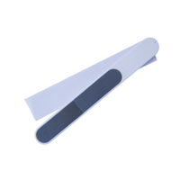 Nail File in Clear Sleeve