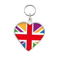 Shaped Range of Keyrings