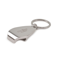 Oracle Metal Bottle Opener Keyring