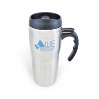 Blake 400Ml Double Walled Stainless Steel Travel Mug