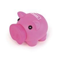 Rubber Nose Piggy Money Boxes
