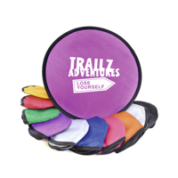 Foldable Frisbee Flying Disc