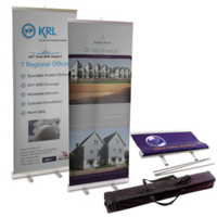 Roll Up Banner - 2m x 800mm