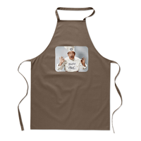 Kitchen Apron In Cotton