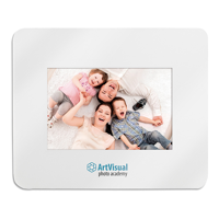 Mouse Pad With Picture Insert
