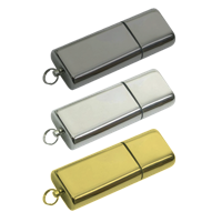 Metal Executive USB Flash Drive