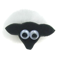 Promotional Message Sheep Bug