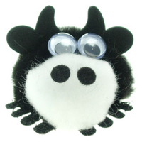 Custom Fluffy Cow Bug