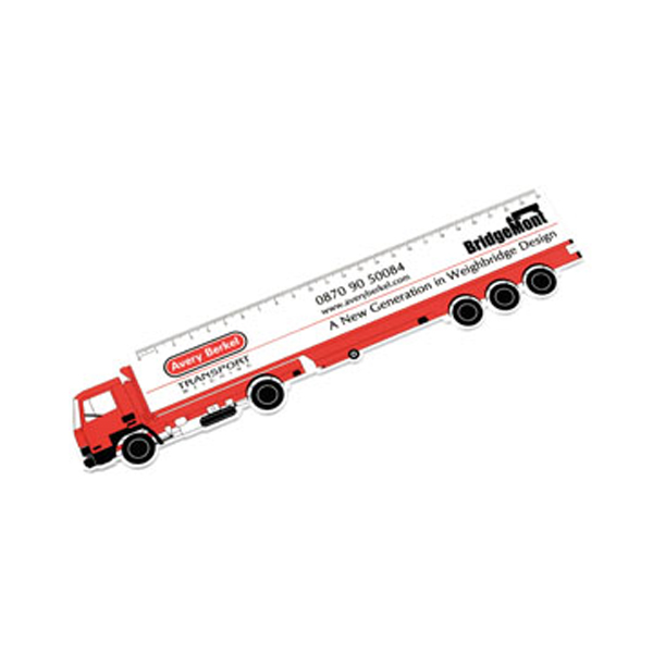 Ruler Lorry Shaped Standard Ruler