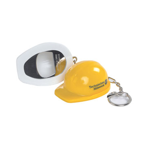 Bottle Opener Hard Hat Bottle Opener