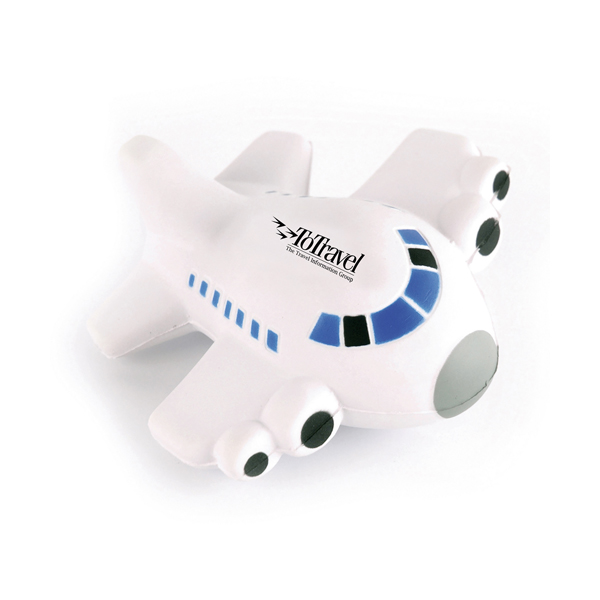 Promotional Airplane Stress Toys - Fantastic and Unique Gifts