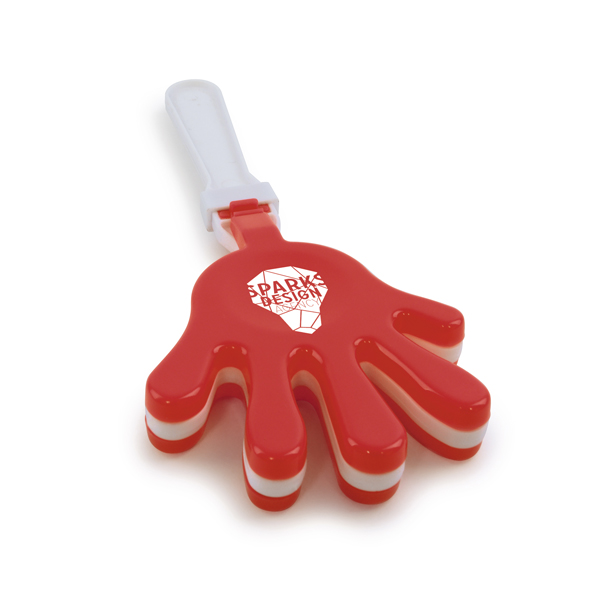 Branded Large Hand Clappers