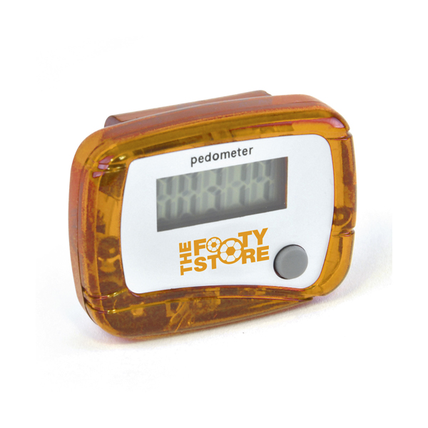 Carmel Printed Pedometers - An Innovative Promotional Gift