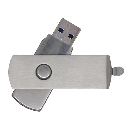 Promotional Metal Twister USB Drives