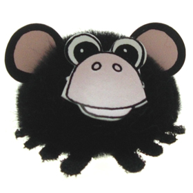 Personalised Fuzzy Monkey Bug