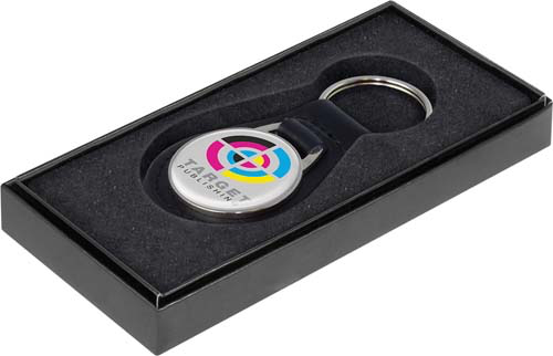 Emperor Circle Keyring with box